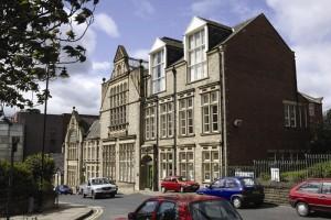 Batley College of Art and Design, part of Kirklees College