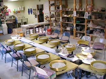 pottery adult ed restocking fees