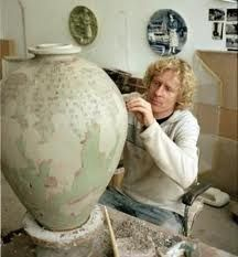 Grayson Perry started making pots in adult education classes
