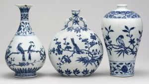 Ming dynasty porcelain, British museum